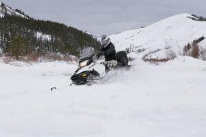 snowmobilling jackson hole